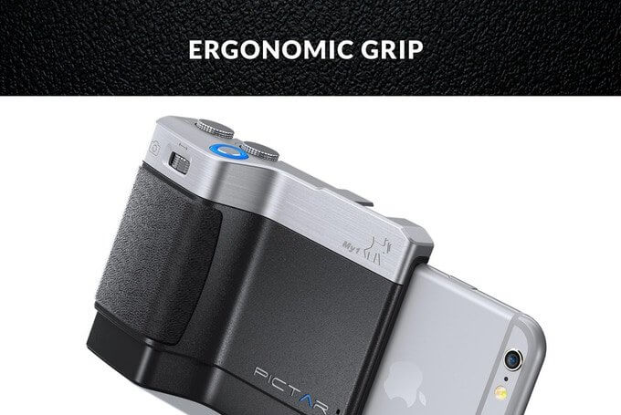 Kickstarter Project : PICTAR อุปกรณ์ที่จะเปลี่ยน Iphone คุณให้เสมือน DSLR