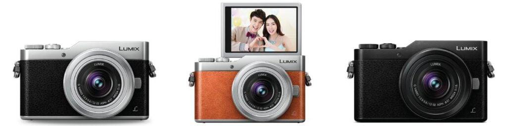 lumix gf9 selfie mirrorless