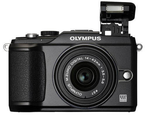 olympus epl2 front sm
