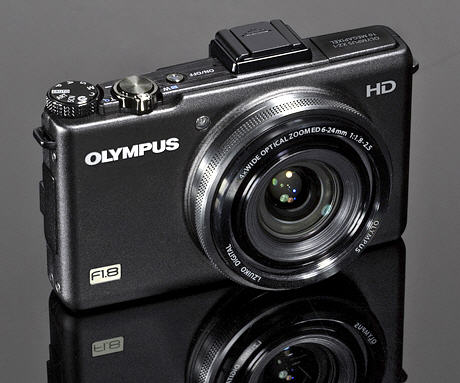 olympus zx1 black slant