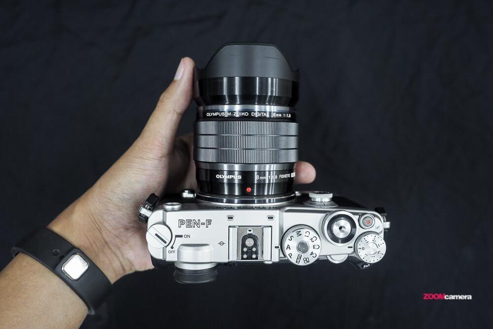 review รีวิว oylmpus m zuiko 8 fisheye pro zoomcamera sample pic 50