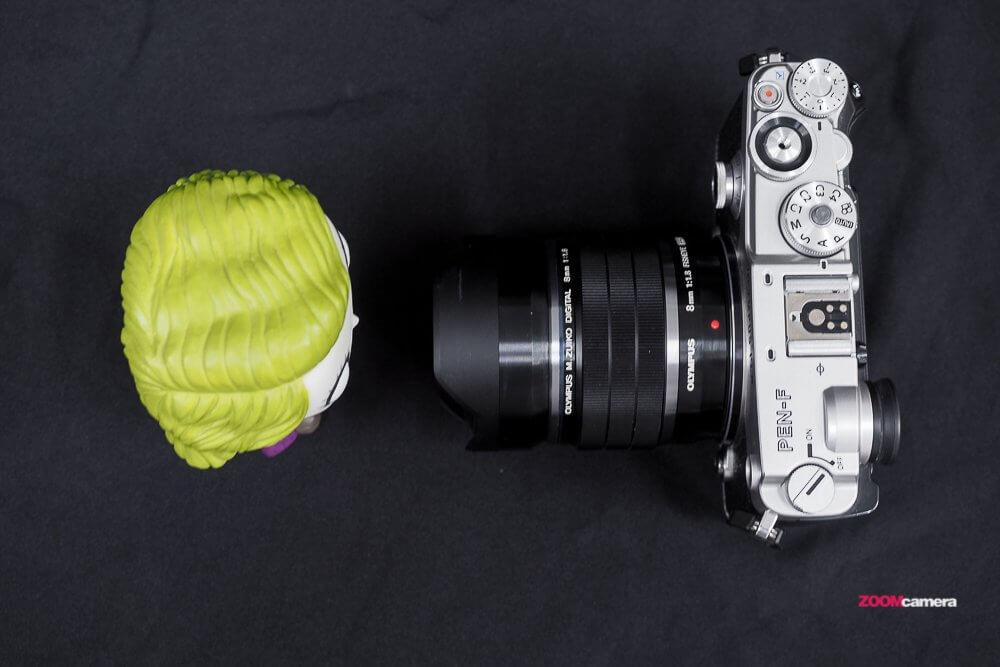 review รีวิว oylmpus m zuiko 8 fisheye pro zoomcamera sample pic 52
