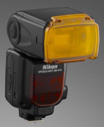 Nikon เปิดตัวแฟลช SB910 ระดับมืออาชีพ