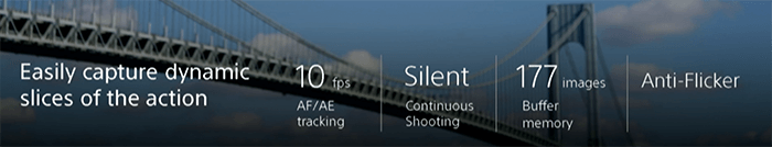 Official : เปิดตัว Sony A7III ร่างอวตารของ Sony A9 ในราคา 1999$