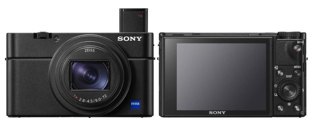 sony rx100 VI zoomcamera