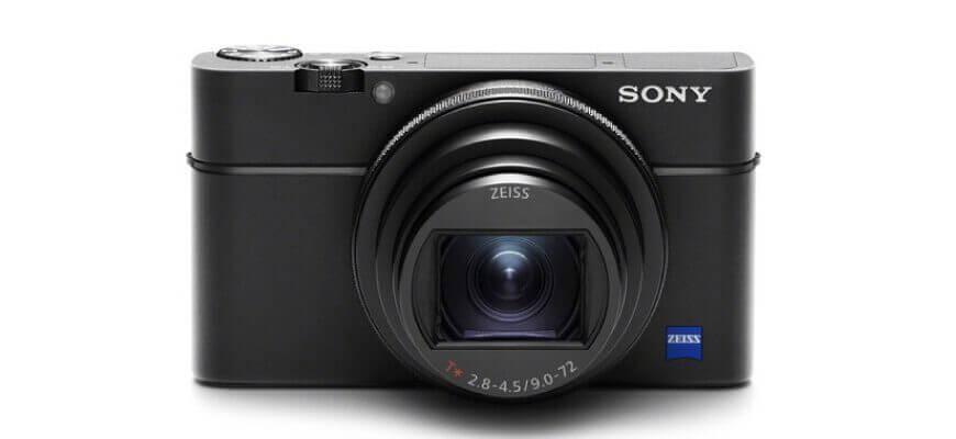 sony rx100 VI zoomcamera 0