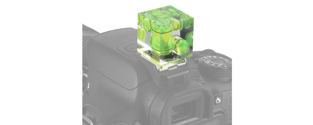 tutorial 14 things for landscape photography Zoomcamera bubble level