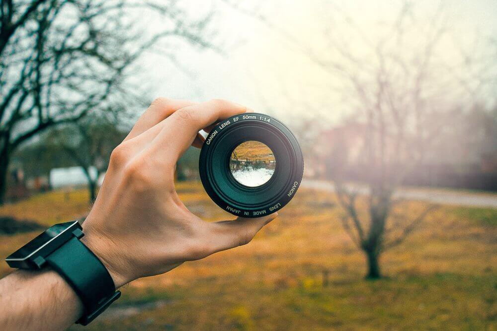 Tutorial : 5 เหตุผล ที่ทำให้ภาพไม่คมชัด