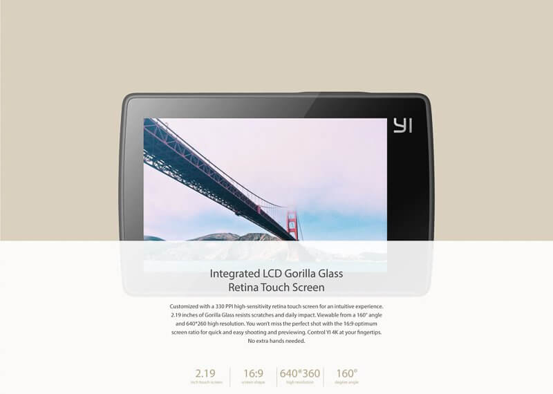 เปิดตัว Xiaomi Yi 4K พร้อมประกาศราคาจากตัวแทนจำหน่ายไทย