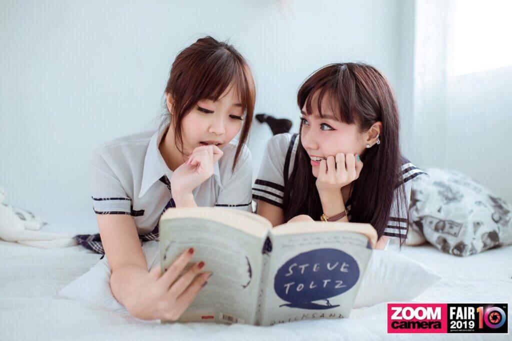 girl friend book read