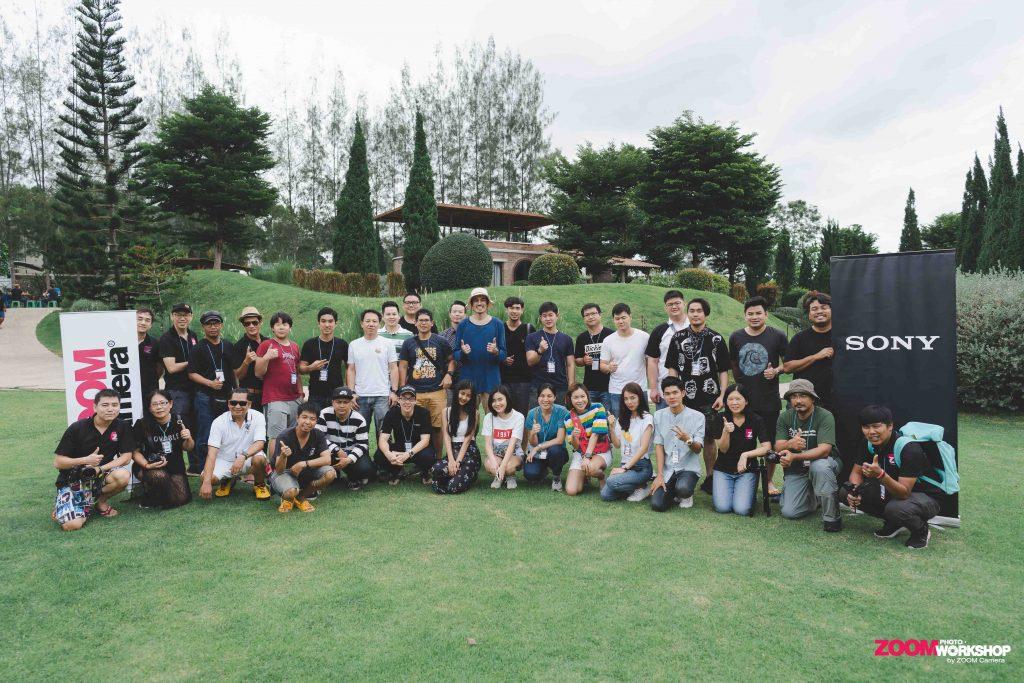 รวมบรรยากาศความสนุก+สรุปเทคนิคสำหรับงานวีดีโอ กับ Portrait Video Trip 2Day1Night จัดโดย ZoomCamera X Sony X Zhiyun