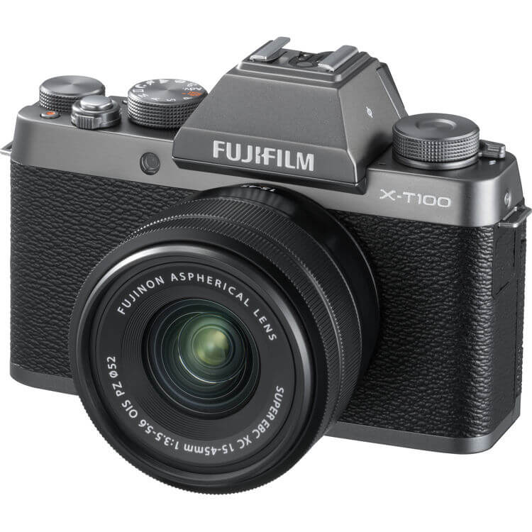 รีวิวกล้องรุ่นใหม่ Fujifilm X-T100 ฉบับ Hands-On - zoomcamera