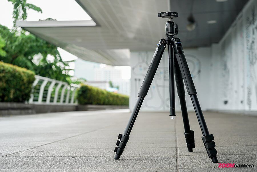 รีวิว SLIK LITE AL-420 ขาตั้งกล้องเกรดอะลูมิเนียม นวัตกรรมใหม่พร้อมไฟ LED น้ำหนักเบา เน้นใช้งานจริง