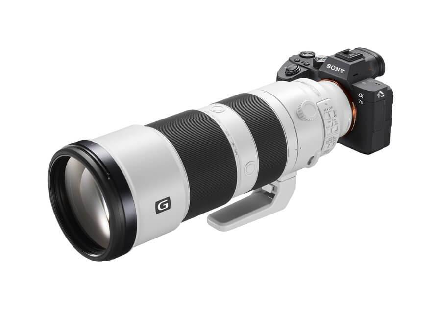 G รุ่น FE 200-600mm F5.6-6.3 G OSS (SEL200600G)
