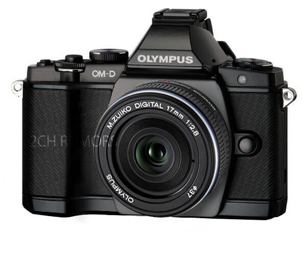 จับผิด Olympus O-MD E-M5 ติดกริปแล้วติดกริปอีก