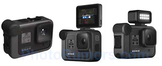 GoPro Hero8 new rumours specs