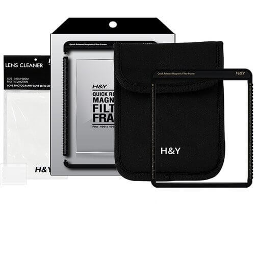 H&Y 100x100mm (MF02) Quick Release Magnetic Filter Frame