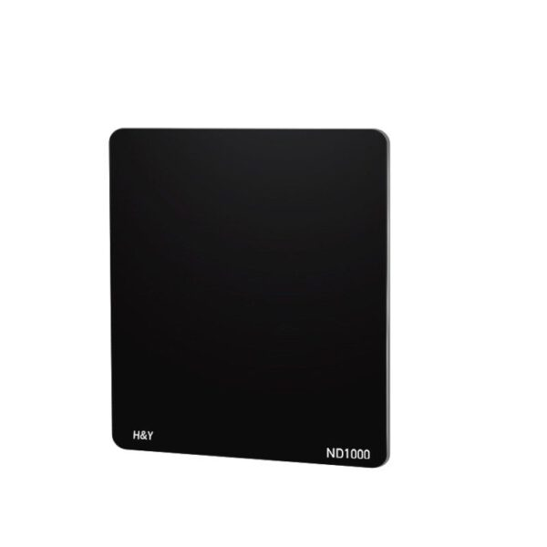 H&Y 100x100mm (SN10) ND1000 3.0 HD MRC Filter (10-stop)