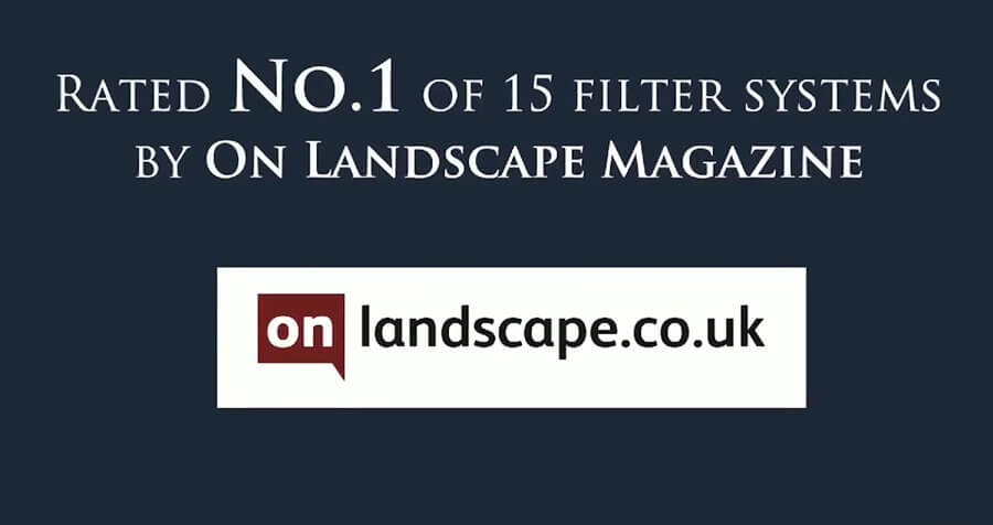 H&Y K series rated No.1 by onlandscape.co.uk
