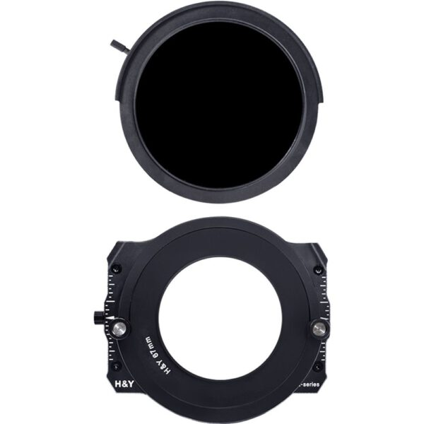 H&Y Filters Drop-In K-Series ND 3.6 Filter (12-Stop) BH #KN4 • MFR #KN4