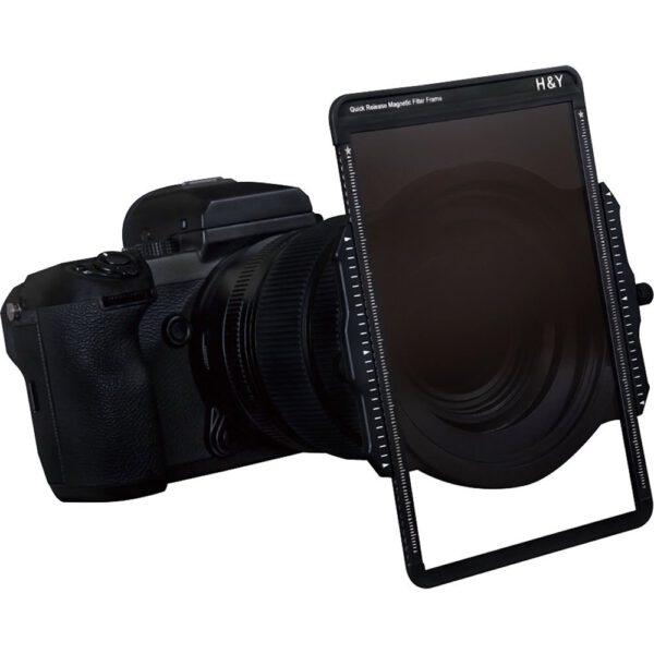 H&Y K-Series 100x150mm (KS09) Soft GND 0.9 Filter (3 Stops) w Magnetic Frame