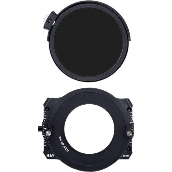 H&Y K-Series Drop-In (KNC64) ND64 1.8 + CPL Filter (6 Stops)