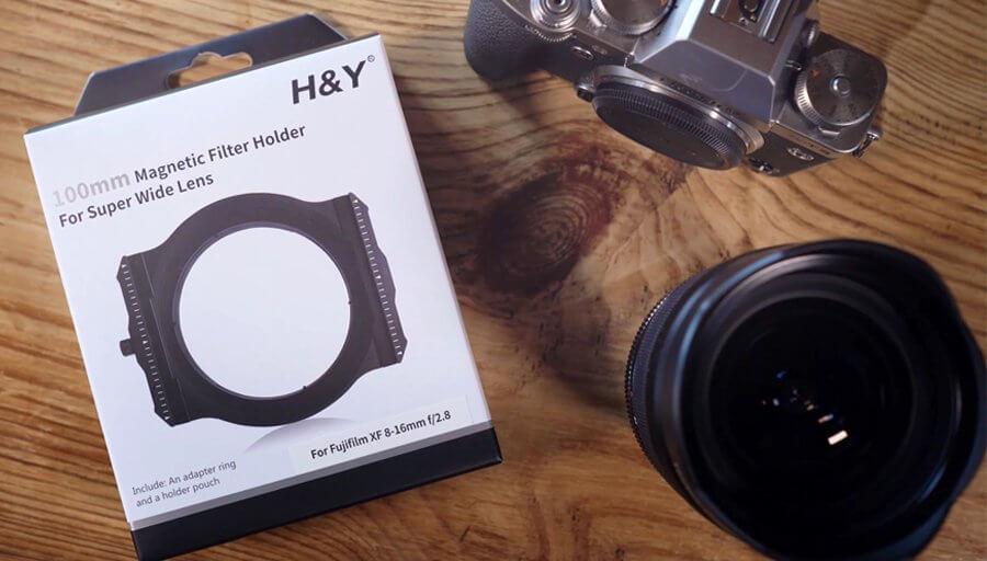 H&Y K series Holder For Fuji 8-16 F2.8