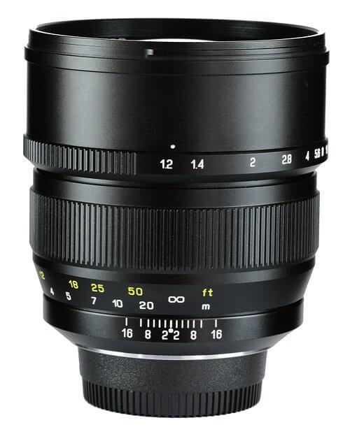ละลายอย่าให้เหลือ! เปิดตัวใหม่ Mitakon Speedmaster 85mm f/1.2