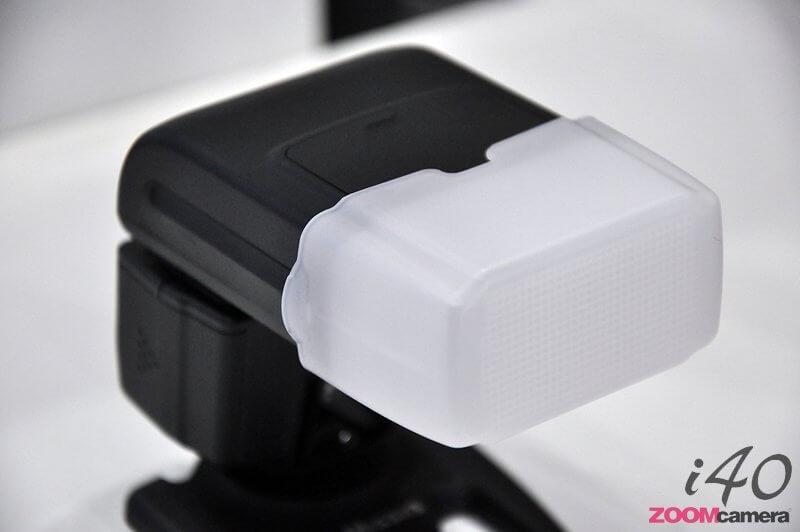 แกะกล่อง Nissin i40 แฟลชตัวเล็กแต่ความสามารถไม่เล็ก