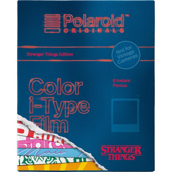 Polaroid Originals Color i Type Instant Film Stranger Things Edition 8 Exposures 2