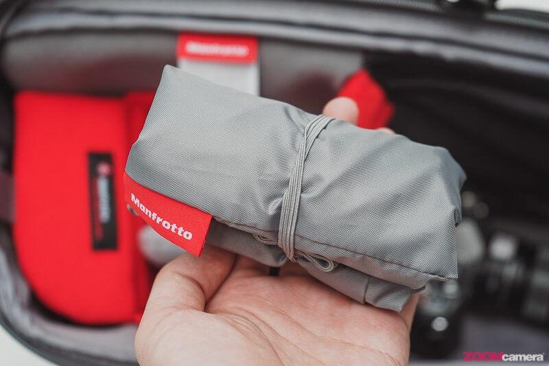 รีวิว Manfrotto Advanced Travel Backpack กระเป๋ากล้องคุณภาพการันตี 2 รางวัลดีไซน์