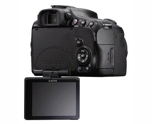 Sony A57 กล้องดิจิตอล SLT ใหม่จากโซนี่