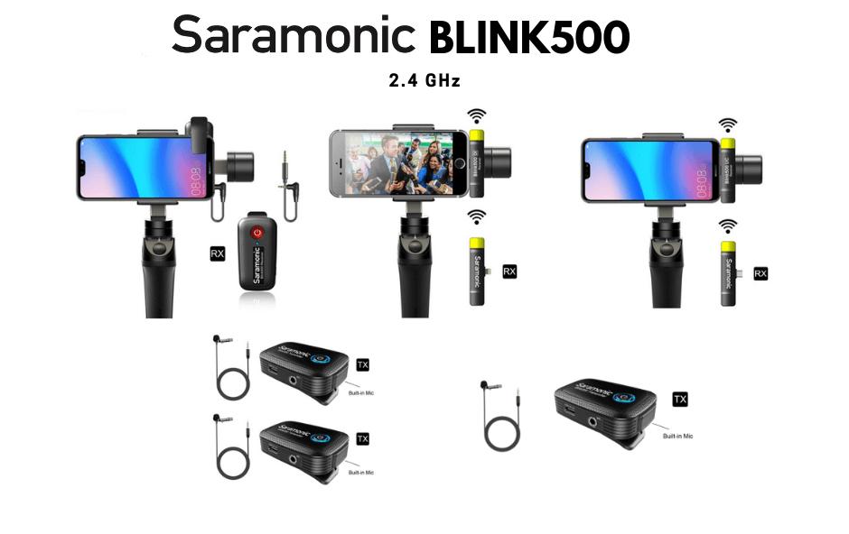 Saramonic BLINK500 1 copy