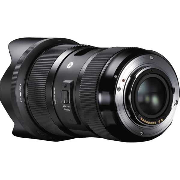 Sigma 18-35mm f1.8 DC HSM Art Lens for Canon EF
