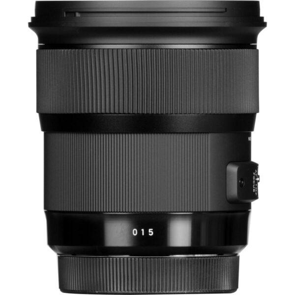 Sigma 24mm f1.4 DG HSM Art Lens