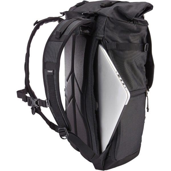 Thule Covert DSLR Rolltop Backpack (Dark Shadow)
