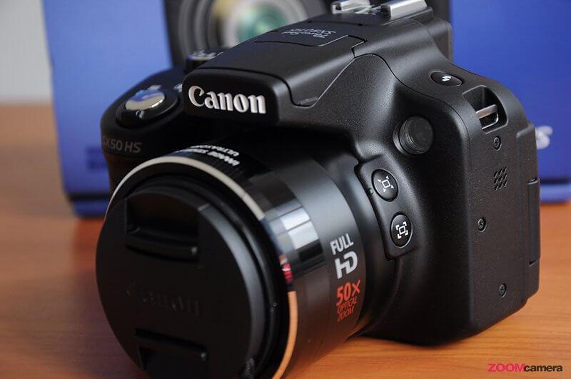 Unboxing Canon SX50 HS ที่สุดแห่งเลนส์ซูม 24-1200mm !!!