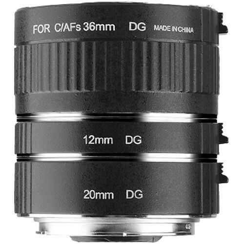 Viltrox Automatic Extension Tube Set for Canon EF 2