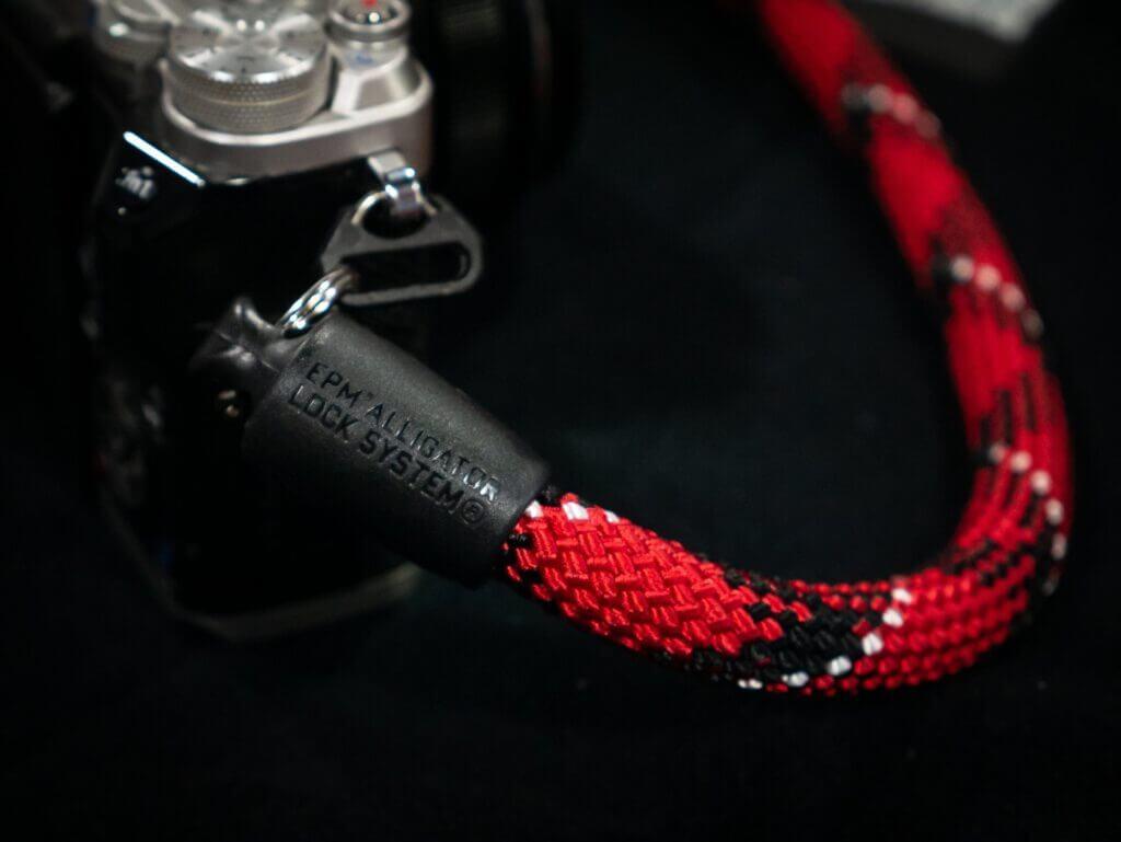 รีวิว YOSEMITE CAMERA STRAP สายคล้องกล้อง Handmade ที่ทำจากเชือกปีนเขา