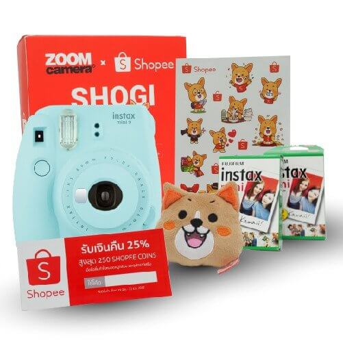 ZoomCamera PAYDAY ช้อปสนุก ลดกระหน่ำ 12 18 กรกฎาคม 2562 นี้ที่ ZoomCamera Official 28