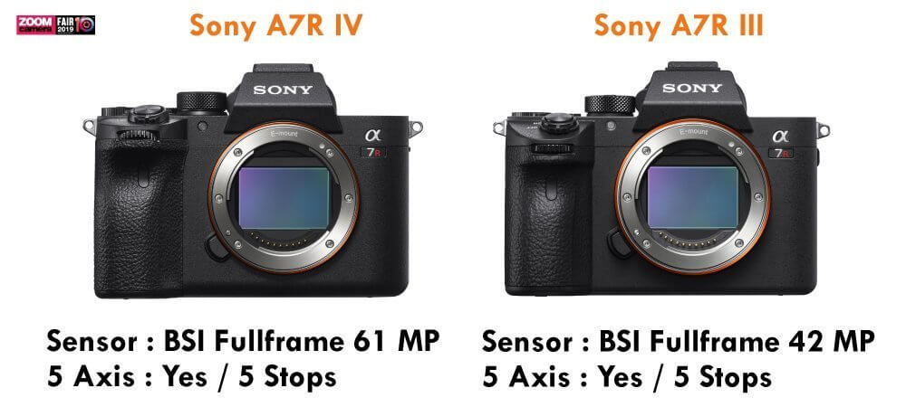 compare sony a7r mk4 vs a7r mk3 zoomcamera 0