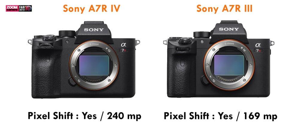 compare sony a7r mk4 vs a7r mk3 zoomcamera 1