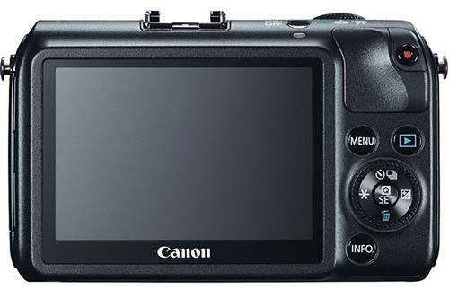 Canon EOS M กล้อง Mirrorless ใหม่จากแคนนอน