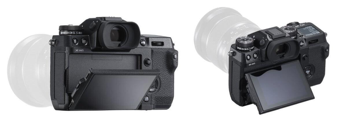 Official : เปิดตัว Fujifilm X-H1 มาพร้อมระบบกันสั่น 5 Axis และ Cinema 4K