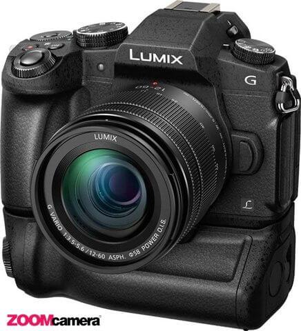 panasonic lumix g85 battery grip