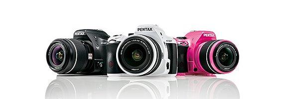 pentax k50 standard colors