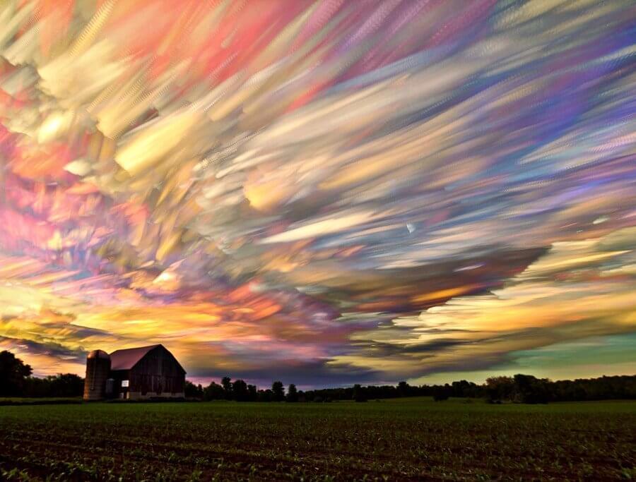 Time Stack : เทคนิคการเปลี่ยนภาพ Landscape ให้เหมือนภาพในฝัน