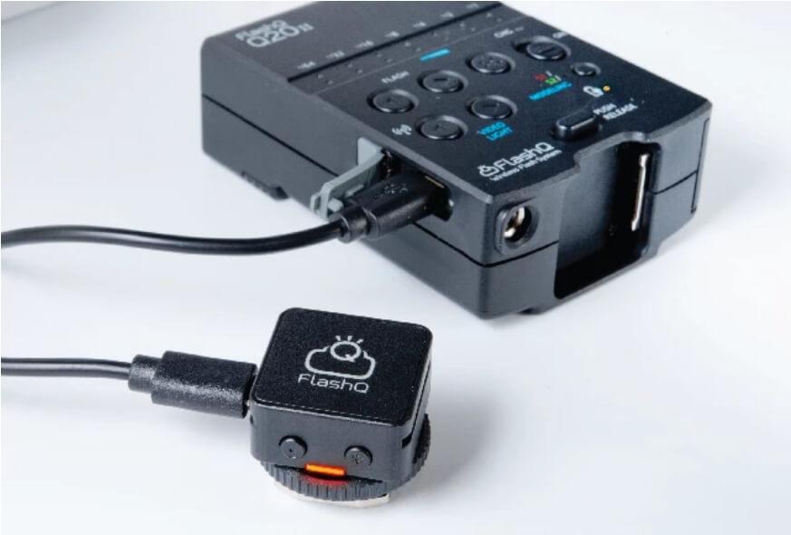 ว FlashQ Q20II - ชาร์จ USB
