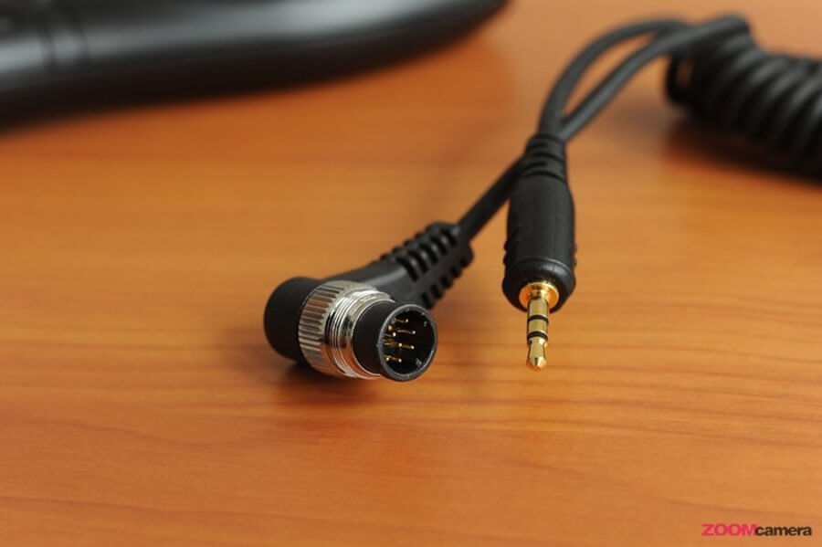 สายเชื่อมต่อของ  Pixel TC-252 Timer Remote Control