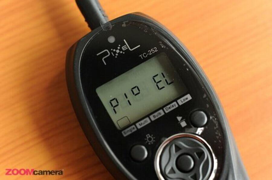 โหมด Single  Pixel TC-252 Timer Remote Control